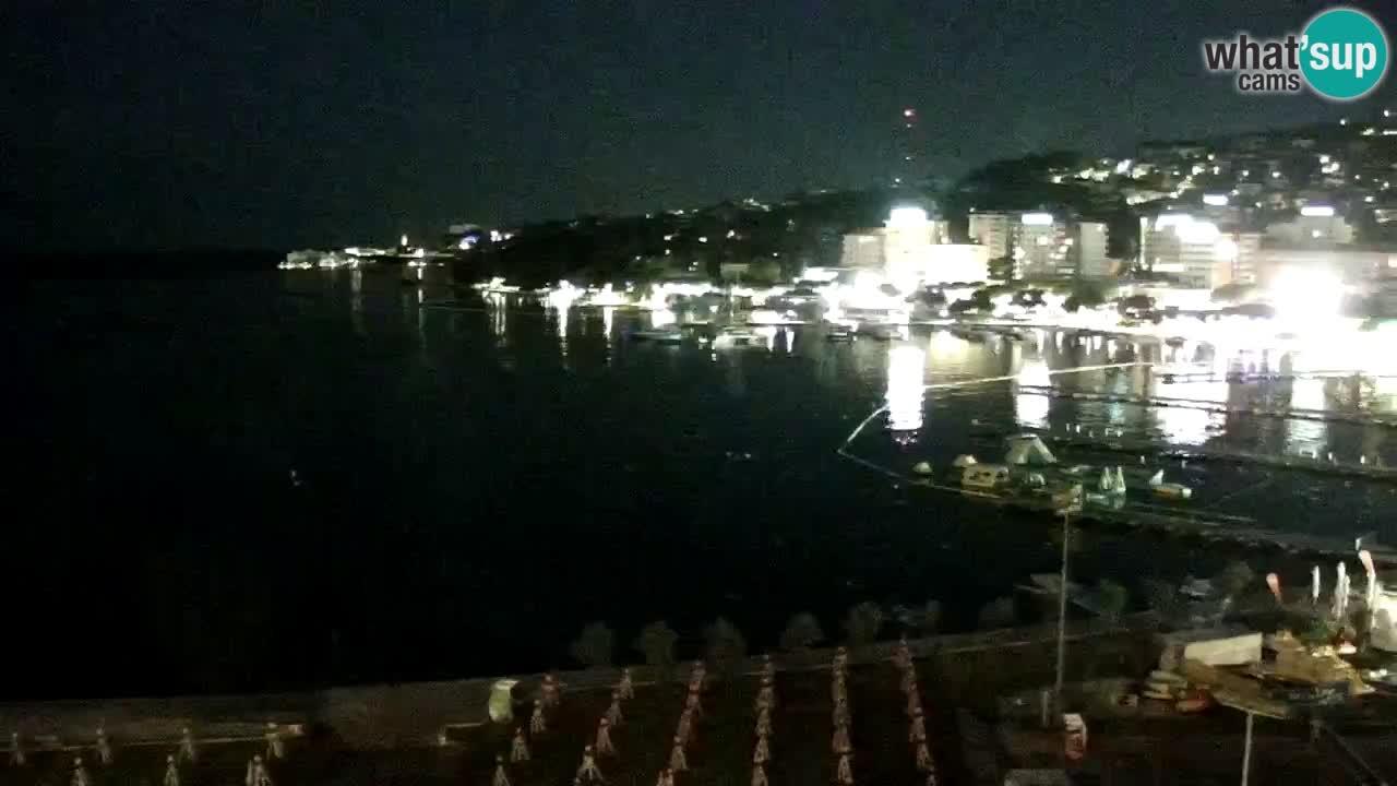 Live Webcam Portorose – Panorama