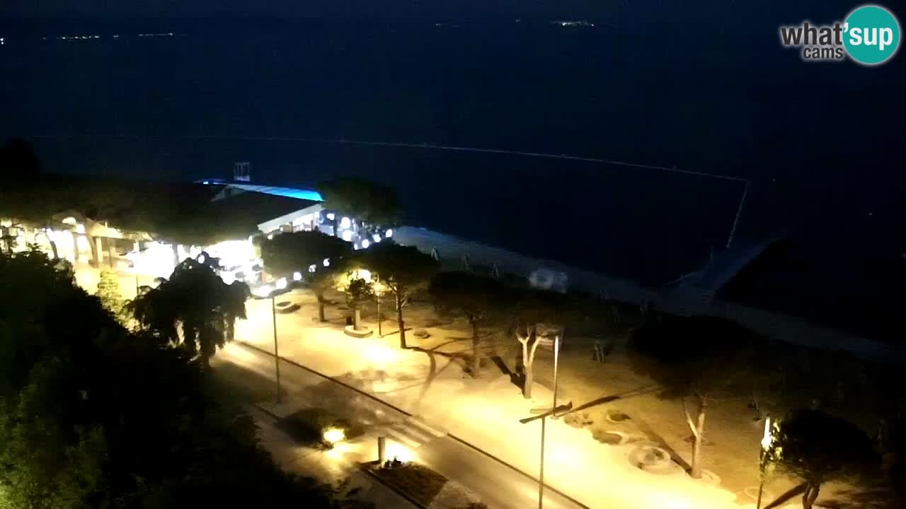 Webcam Live Portorož Strand – Bungalow