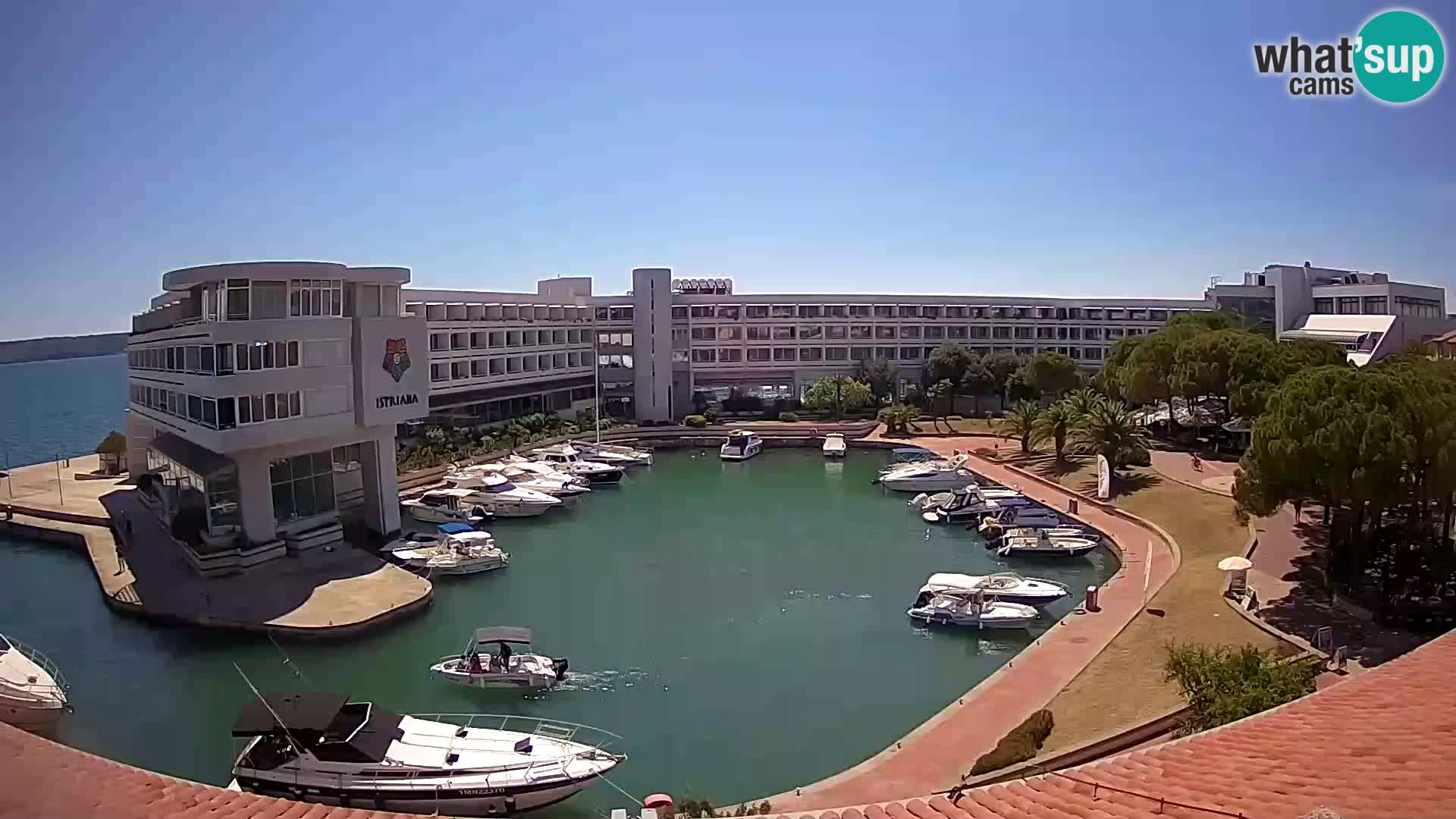 Hotel Histrion – Bernardin livecam Portorož