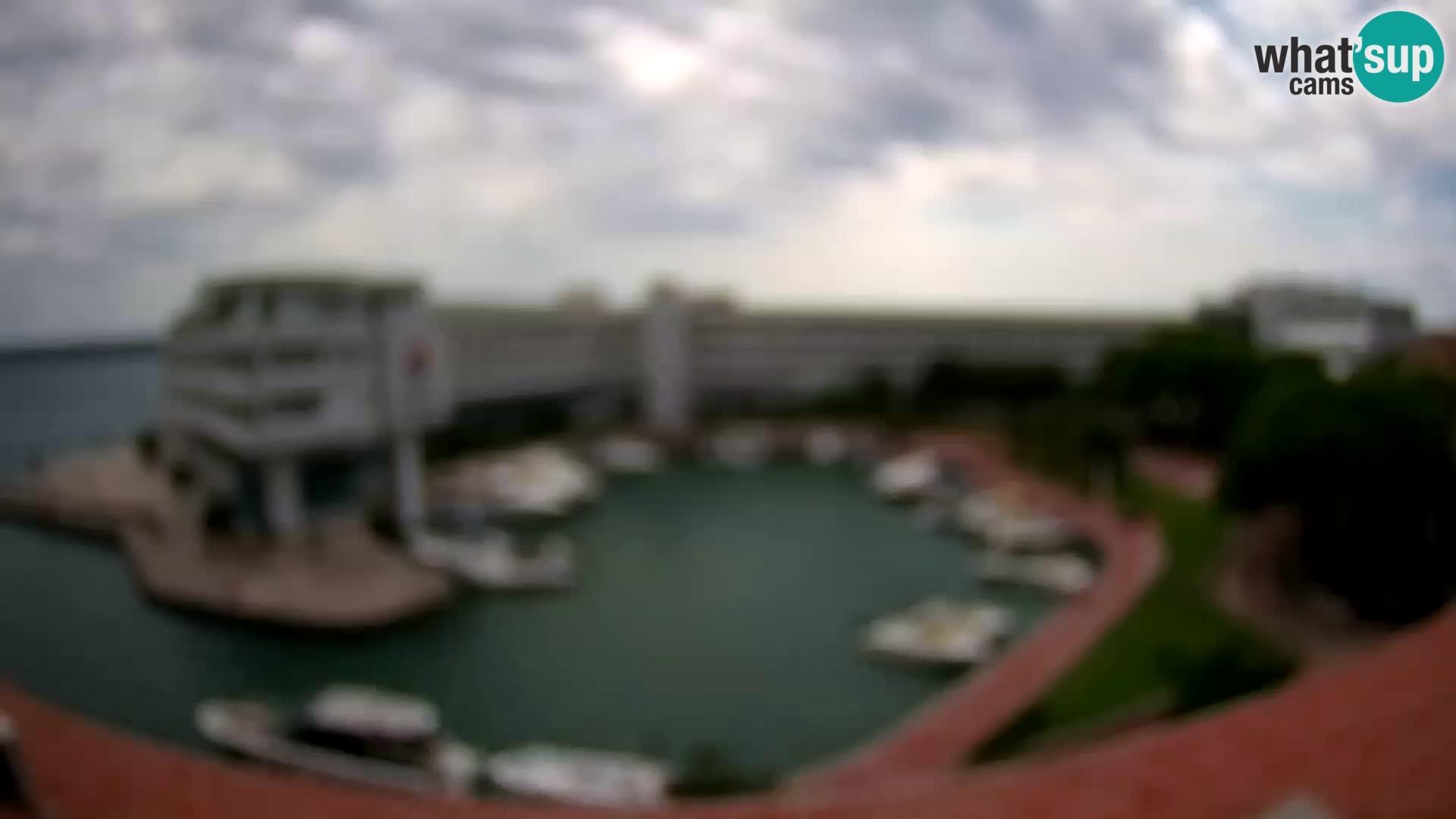 Hotel Histrion – Bernardin v živo Portorož