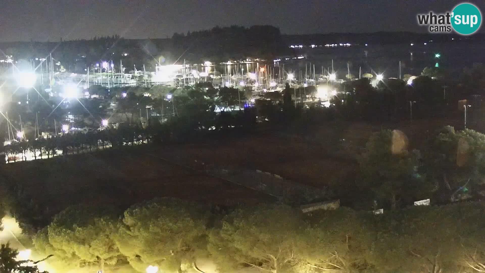 Portorož Marina and Gulf of Piran