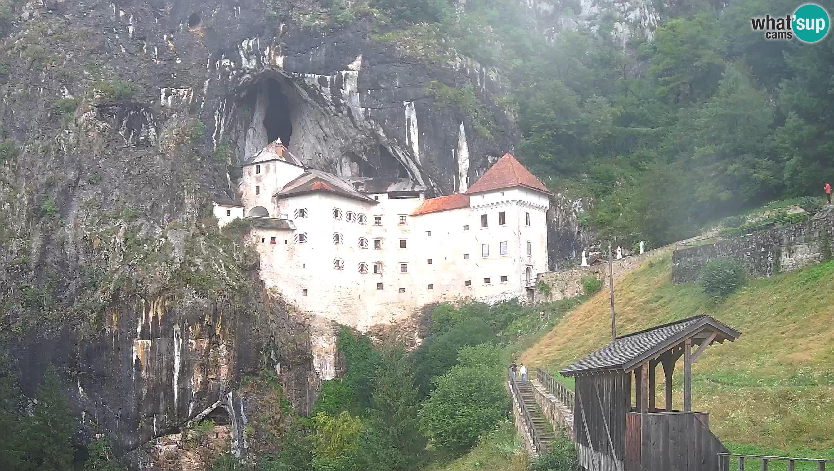 Camera en vivo Castillo de Predjama – Postojna – Eslovenia