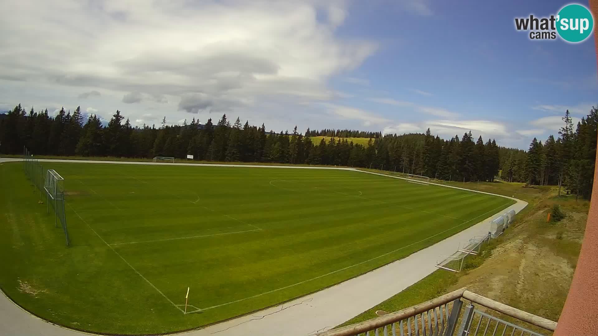 Rogla – Hotel Natura – Poligono sci di fondo