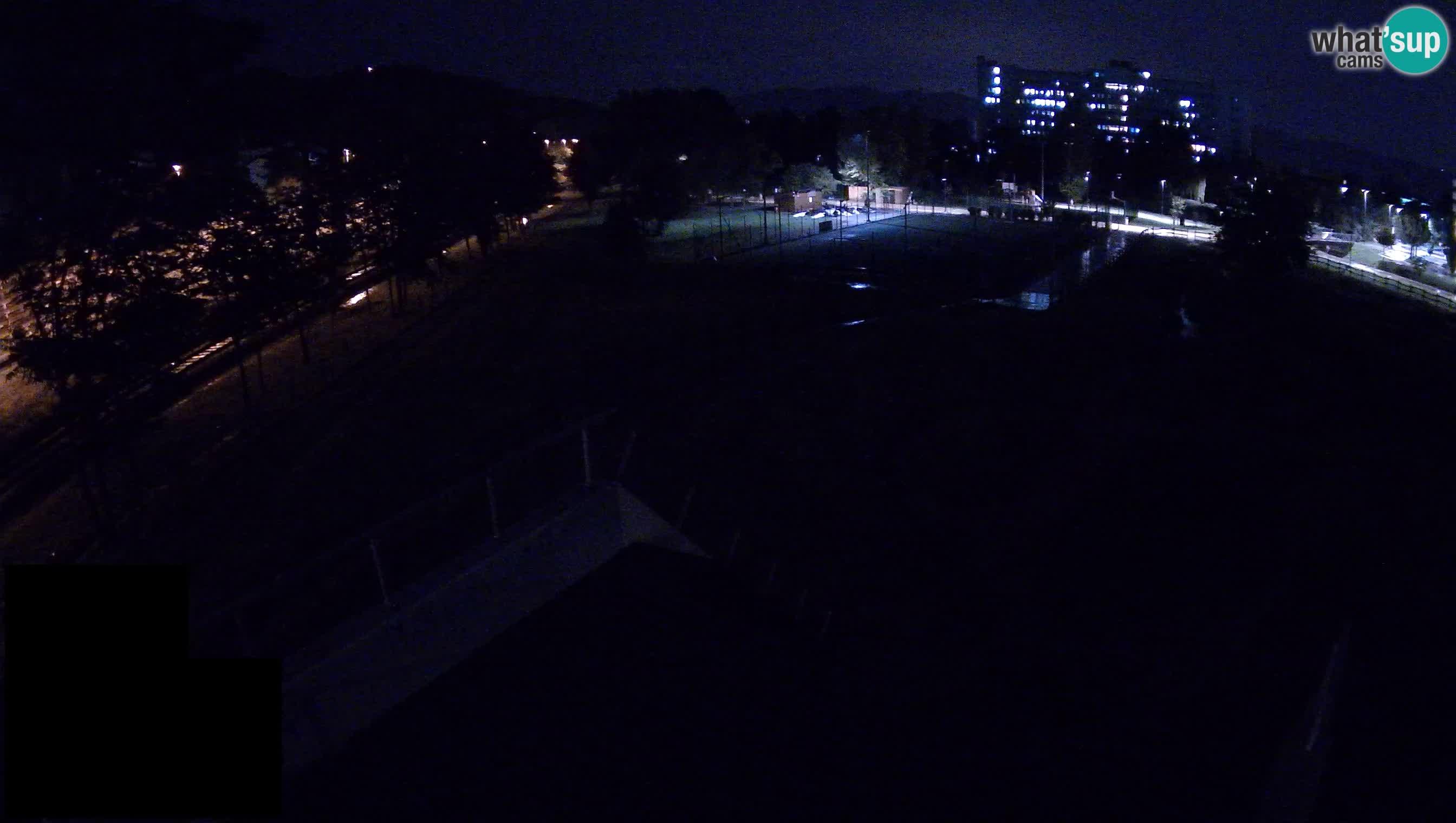 Športni park Šempeter pri Gorici spletna kamera Goriška