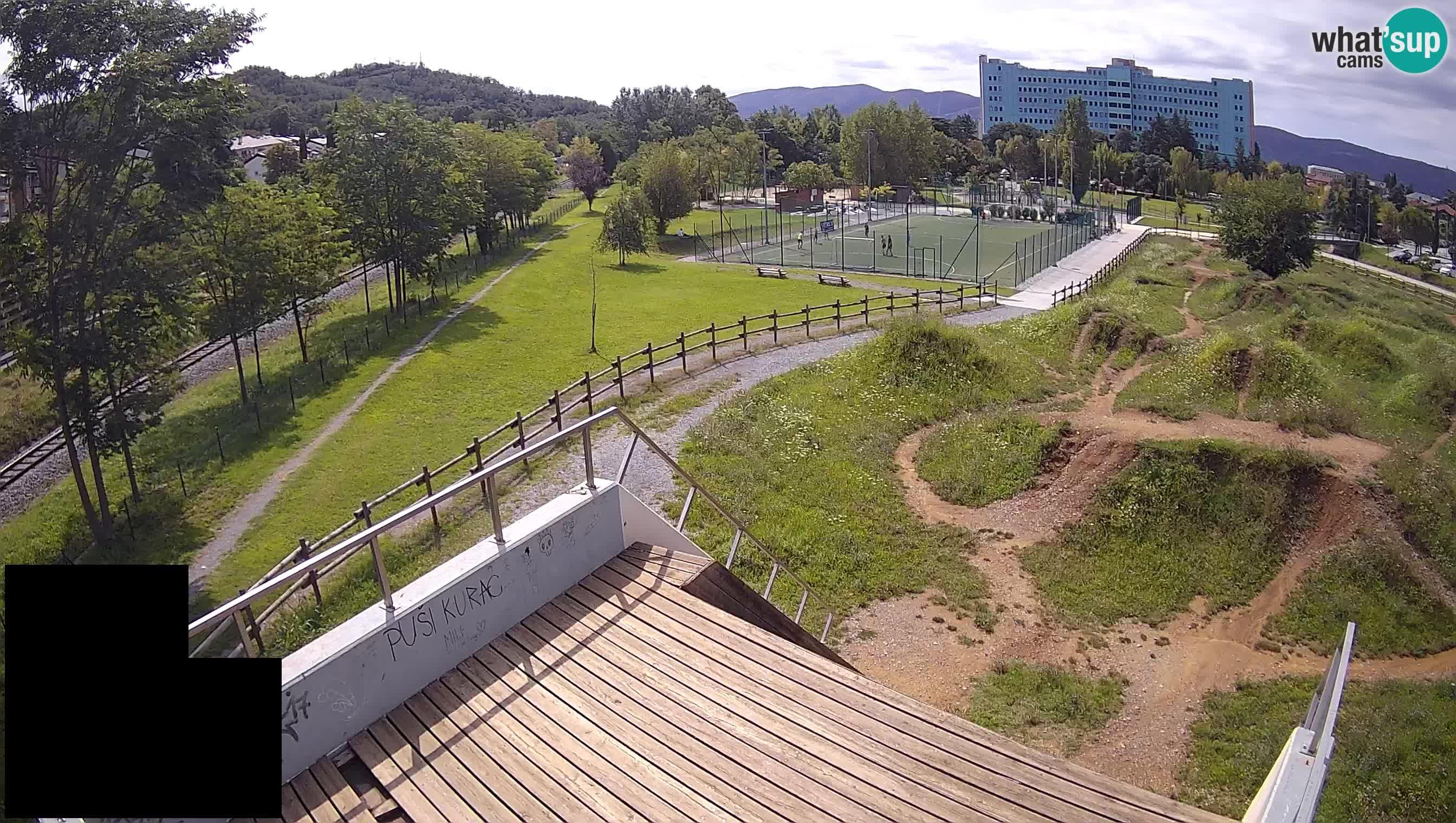 Šempeter pri Gorici – Piazza Ivan Rob