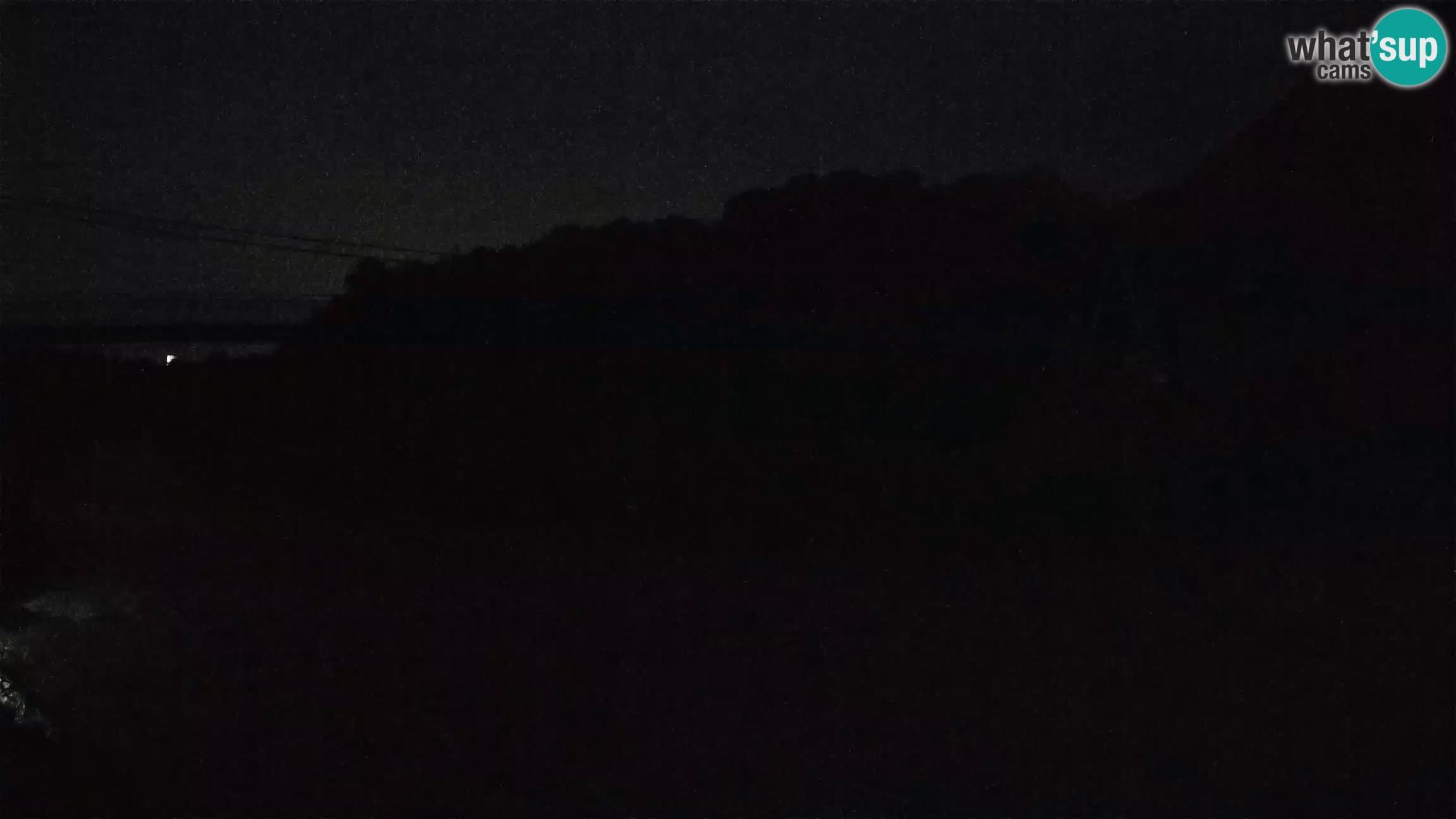 Pješački most preko Soče – Solkan web kamera