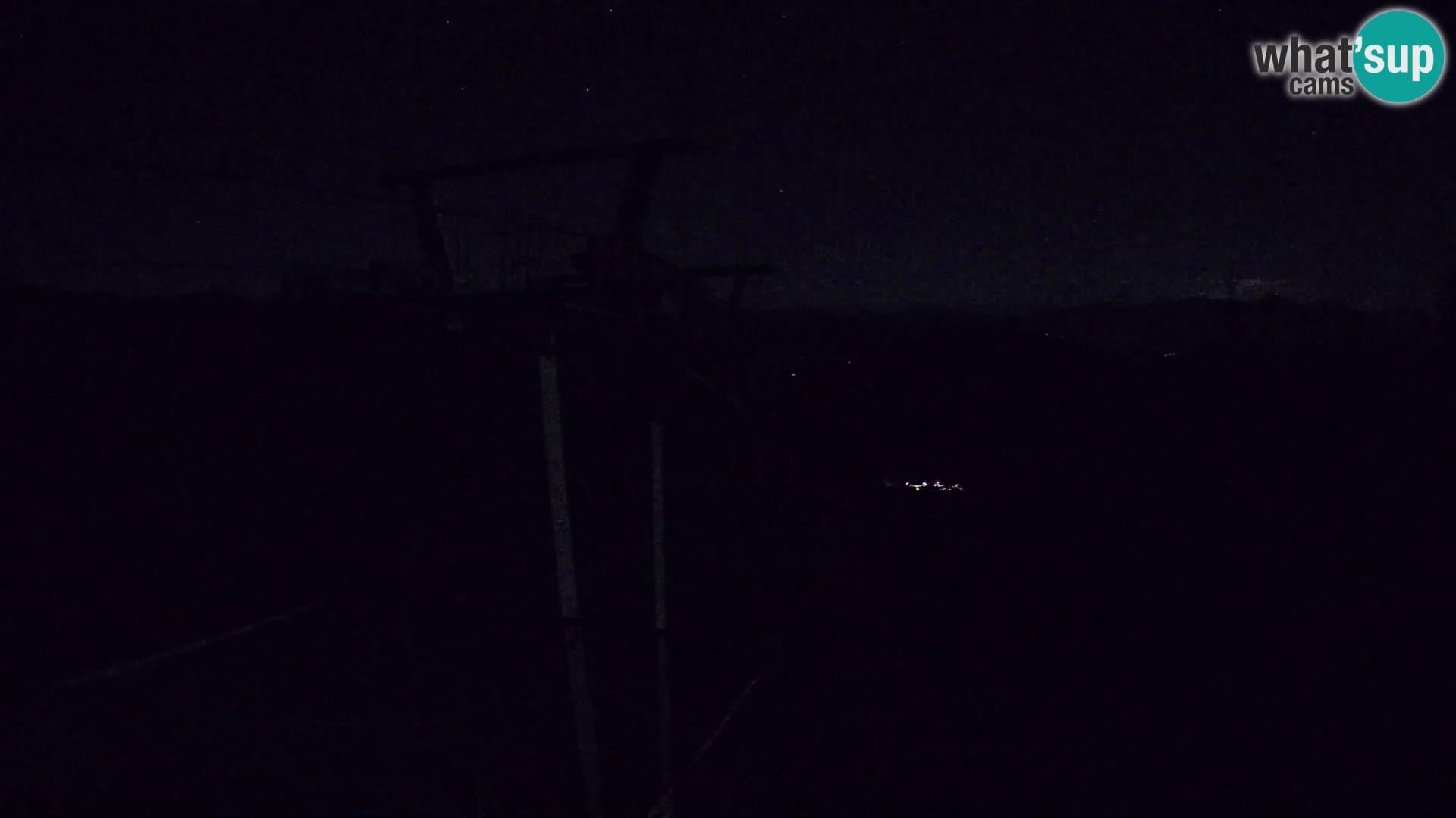 Livecam Sorica Ski resort – Soriška Planina – Vrh Lajnar