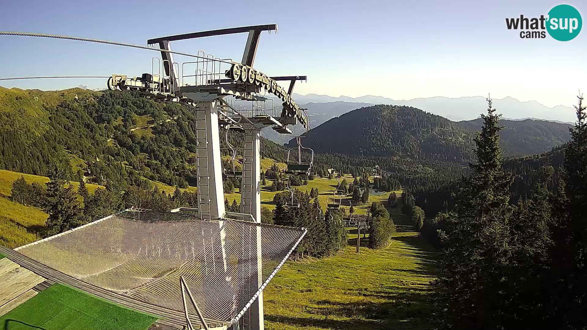 Live Webcam Sorica Ski resort – Soriška Planina – Vrh Lajnar