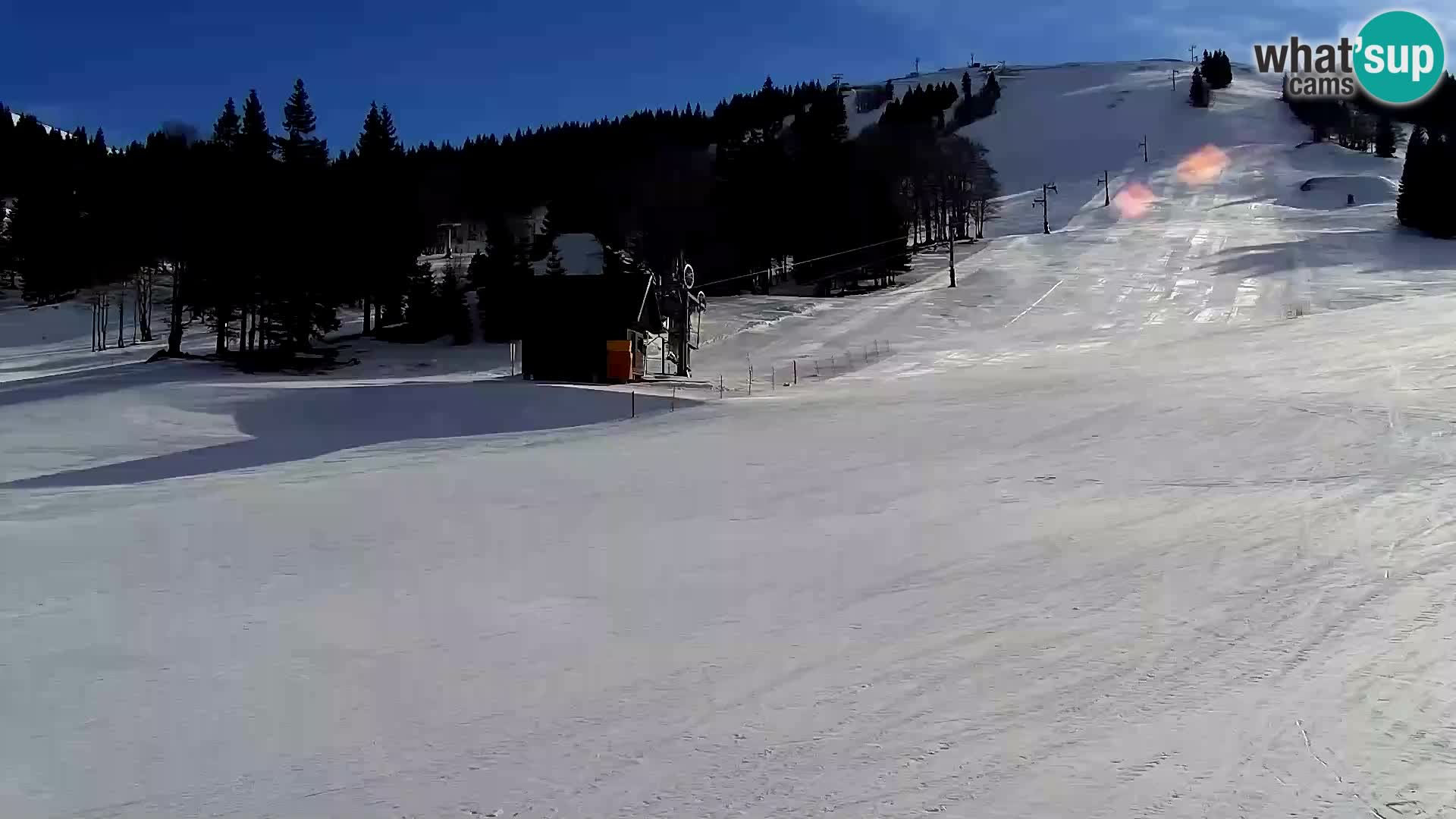 Ski resort Sorica live cam