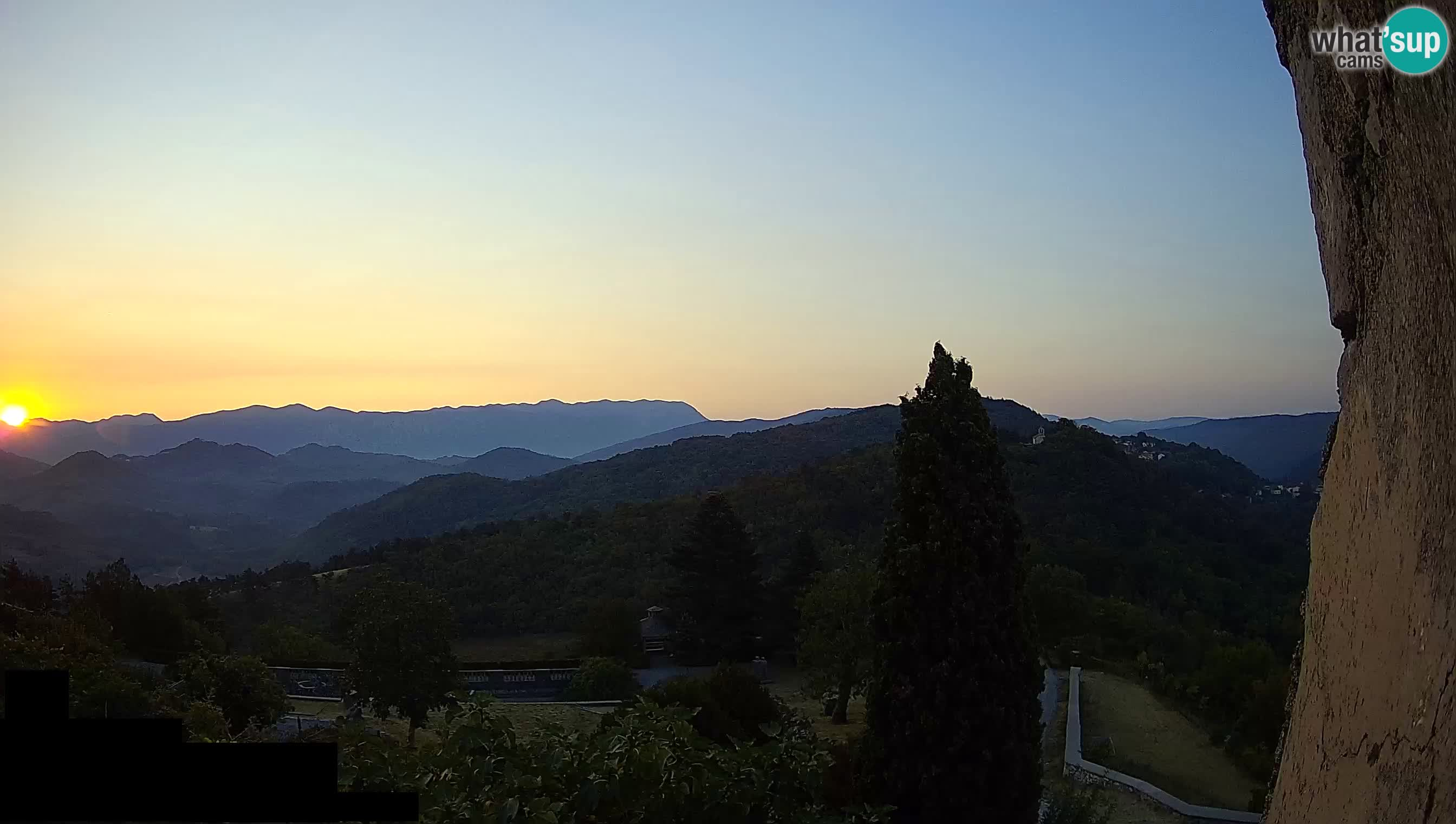 Štanjel – Ferrari Garden – Slowenien webcam
