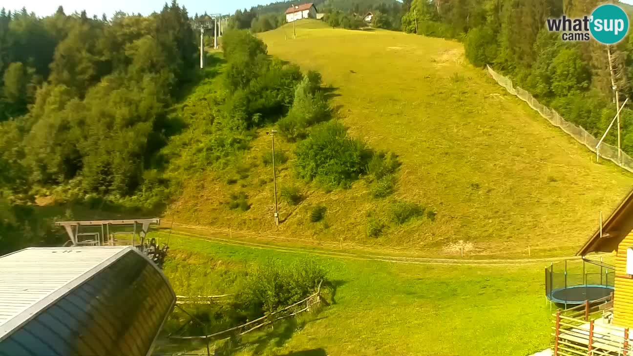 Stari Vrh – Spodnja postaja sedežnice