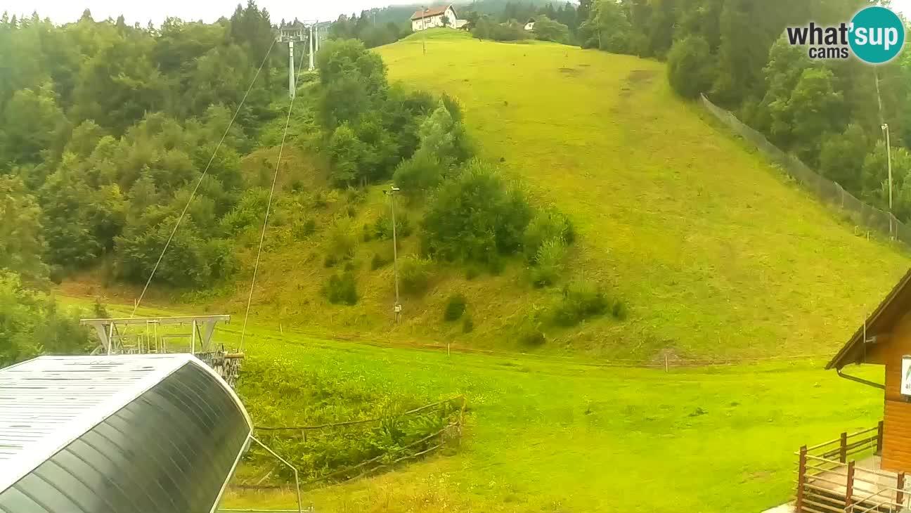 Ski resort Stari Vrh – Lower station