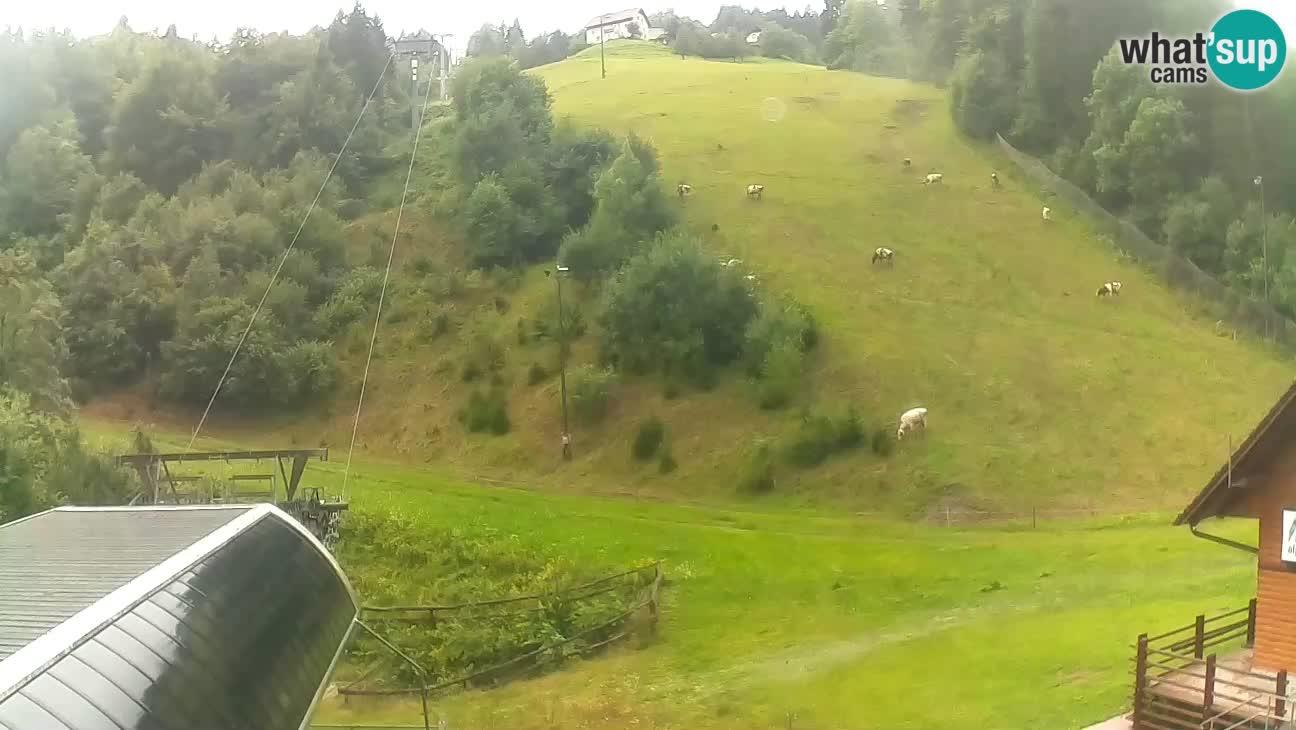 Stazione sciistica Stari Vrh – seggiovia inferiore