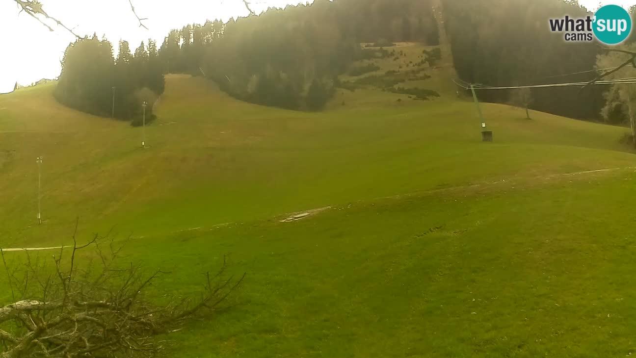 Skigebiet Stari Vrh – Sidro