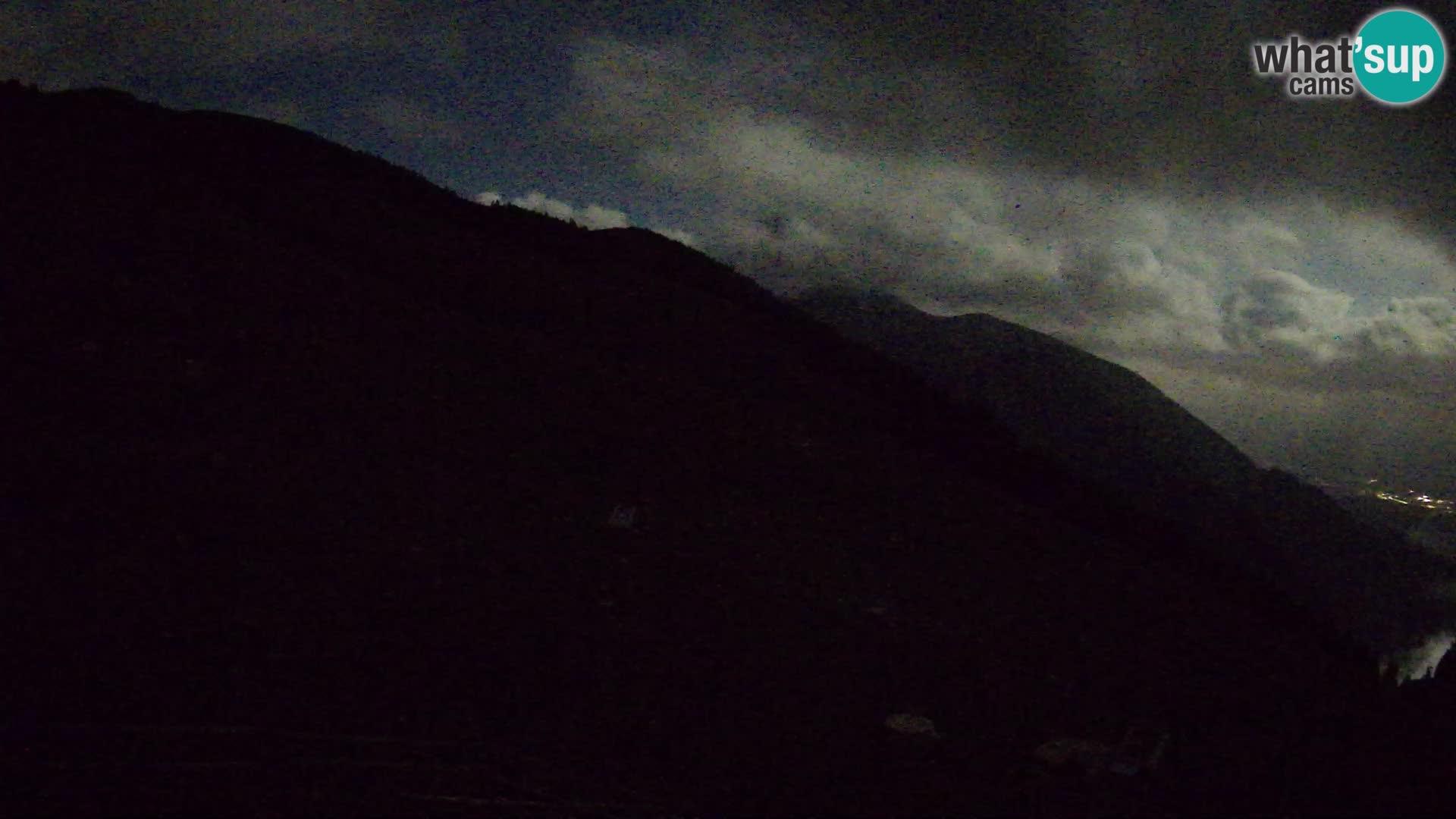 Struška nad Jesenicami Livecam planina Svečica (Belška planina) – Karavanke – Slowenien
