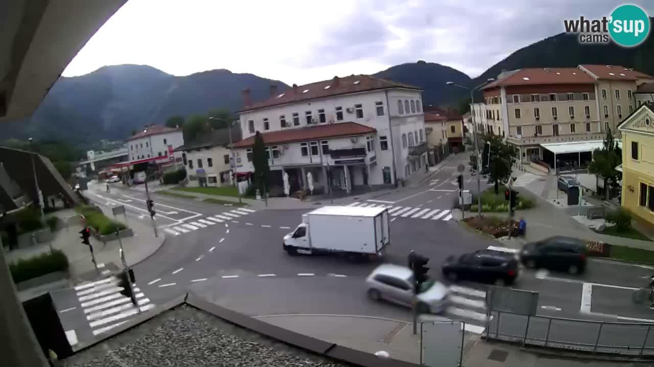 Centre-ville Tolmin