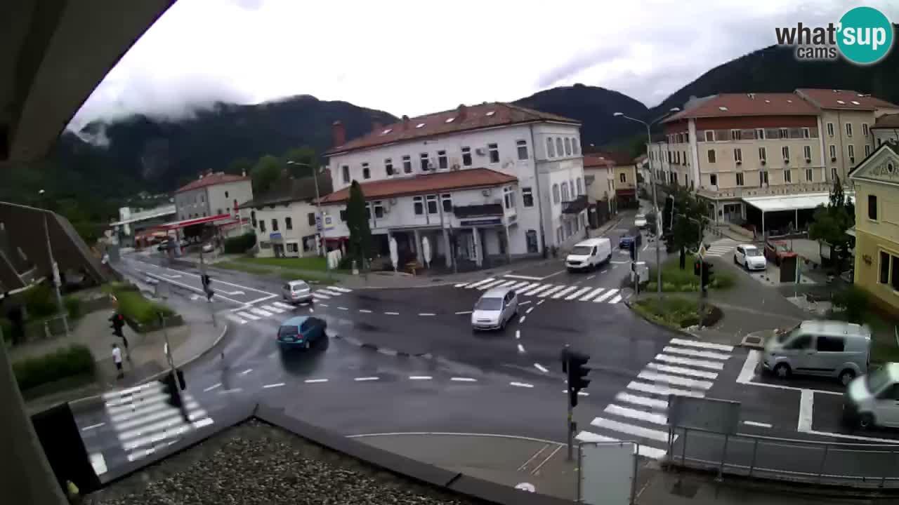 Centar grada Tolmin
