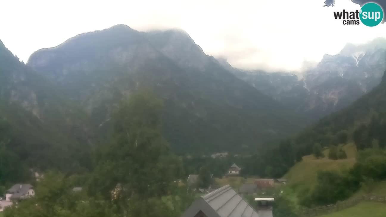 Webcam Trenta – Šplevt, Pihavec und Prisojnika