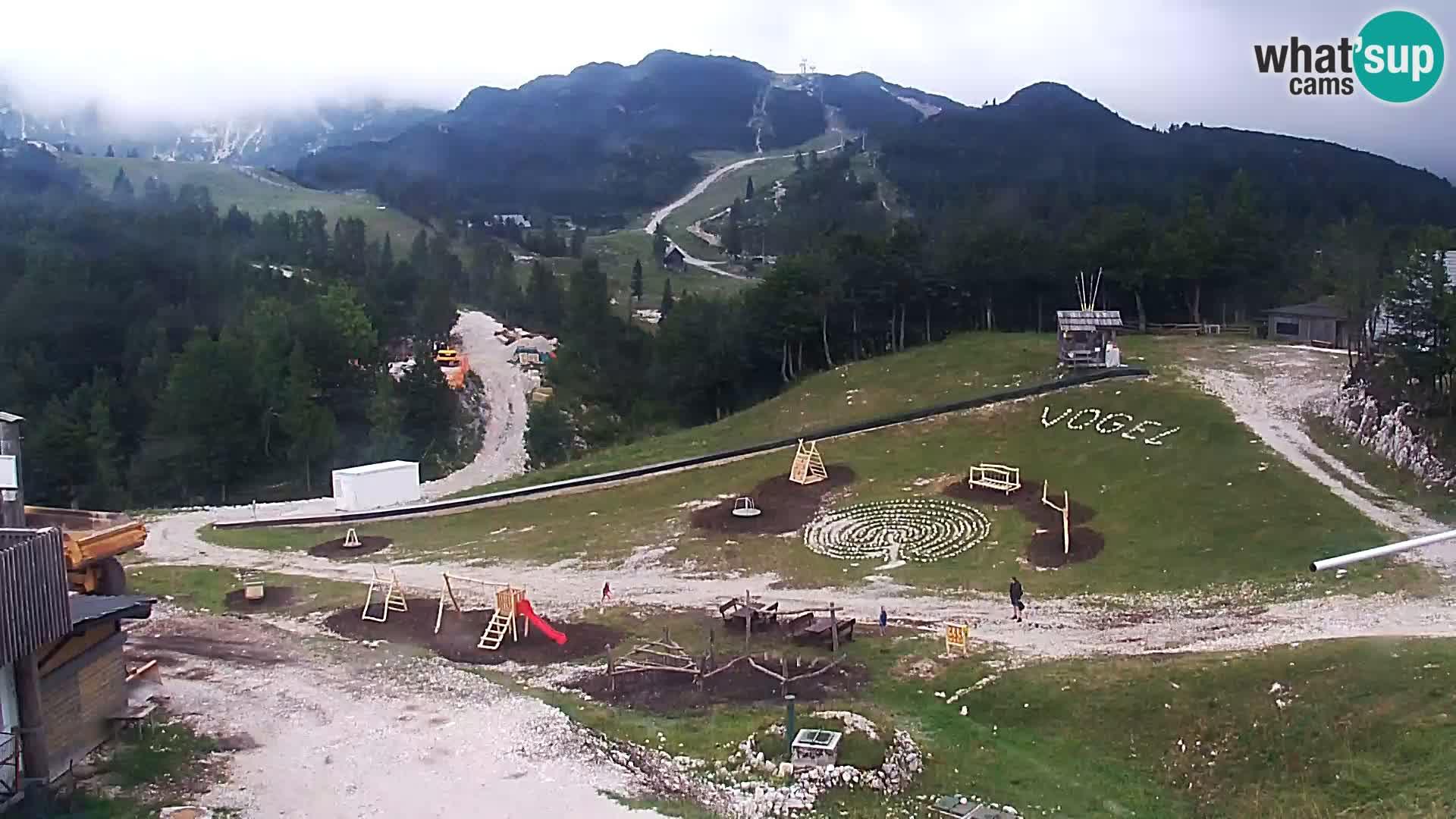 Estacion esqui Vogel