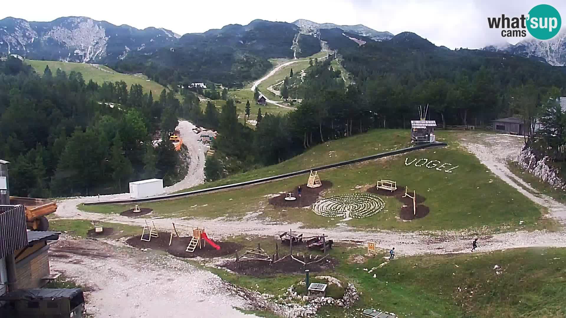 Webcam Ski resort Vogel