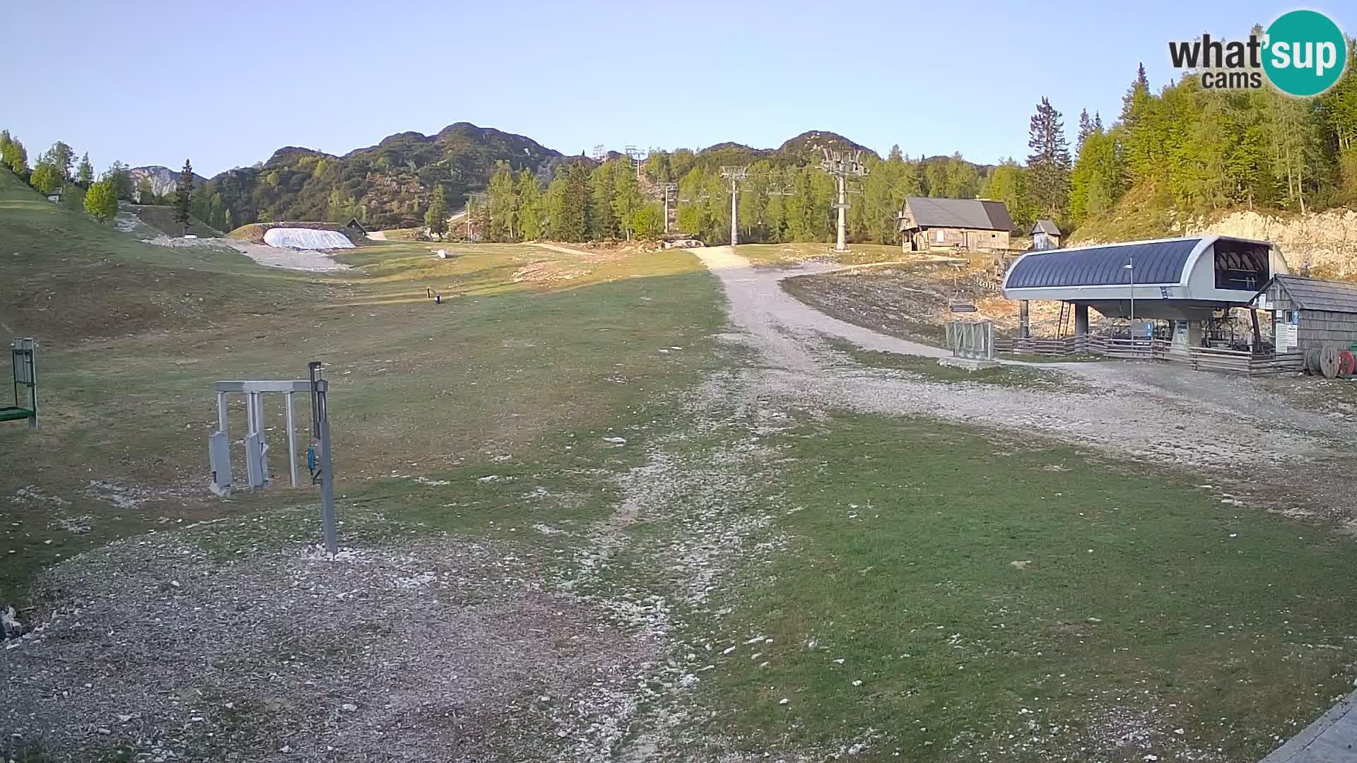 Station ski Vogel – parc à neige