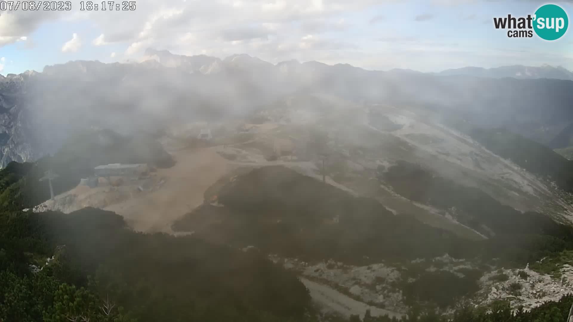 Station ski Vogel – Orlova Glava e Triglav