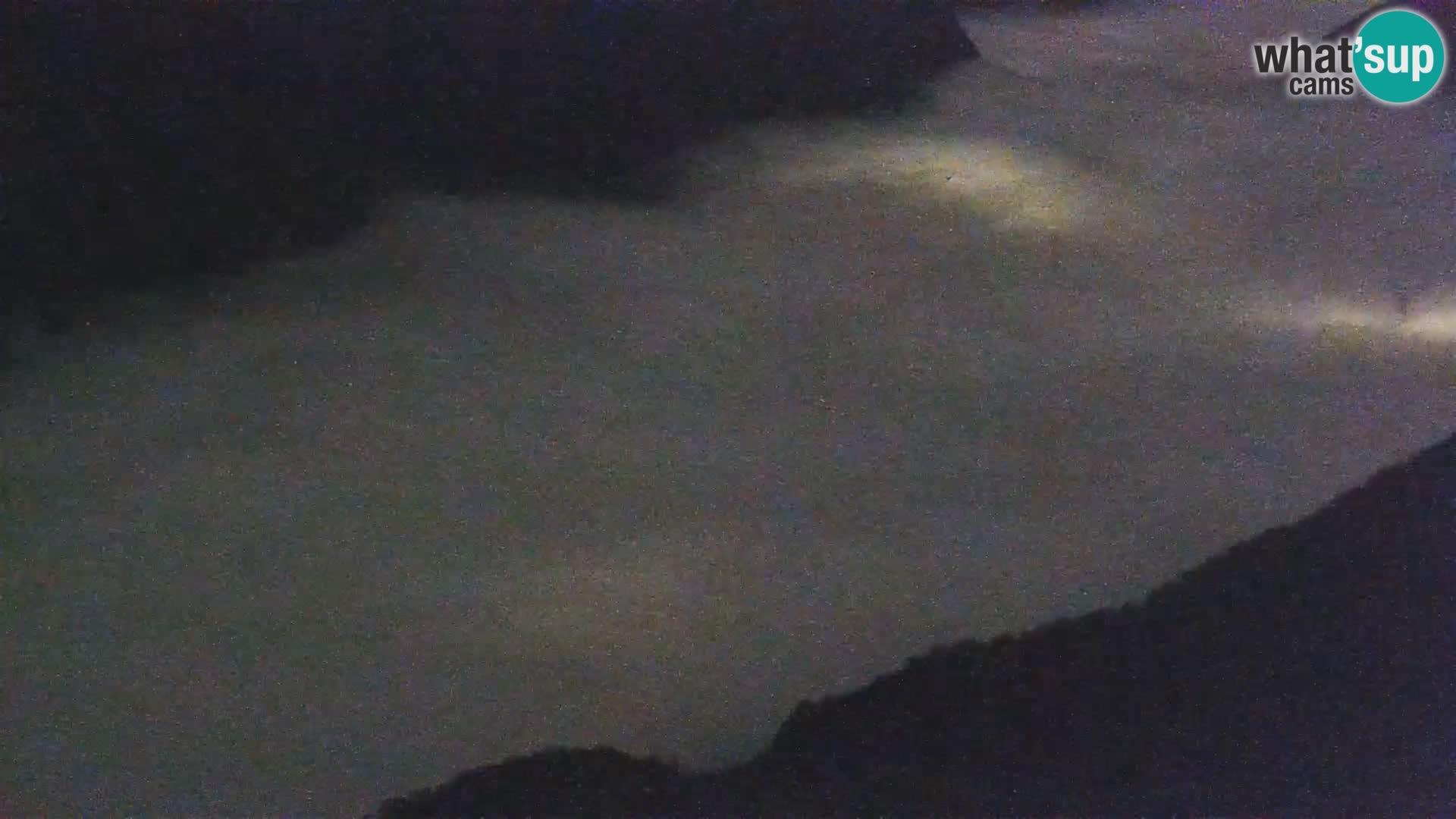 Spletna kamera Bohinj jezero in na Triglav – pogled s smučišča Vogel