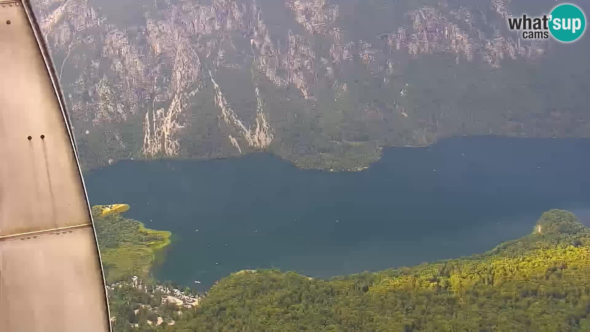 Live Webcam Lake Bohinj – Panoramic view