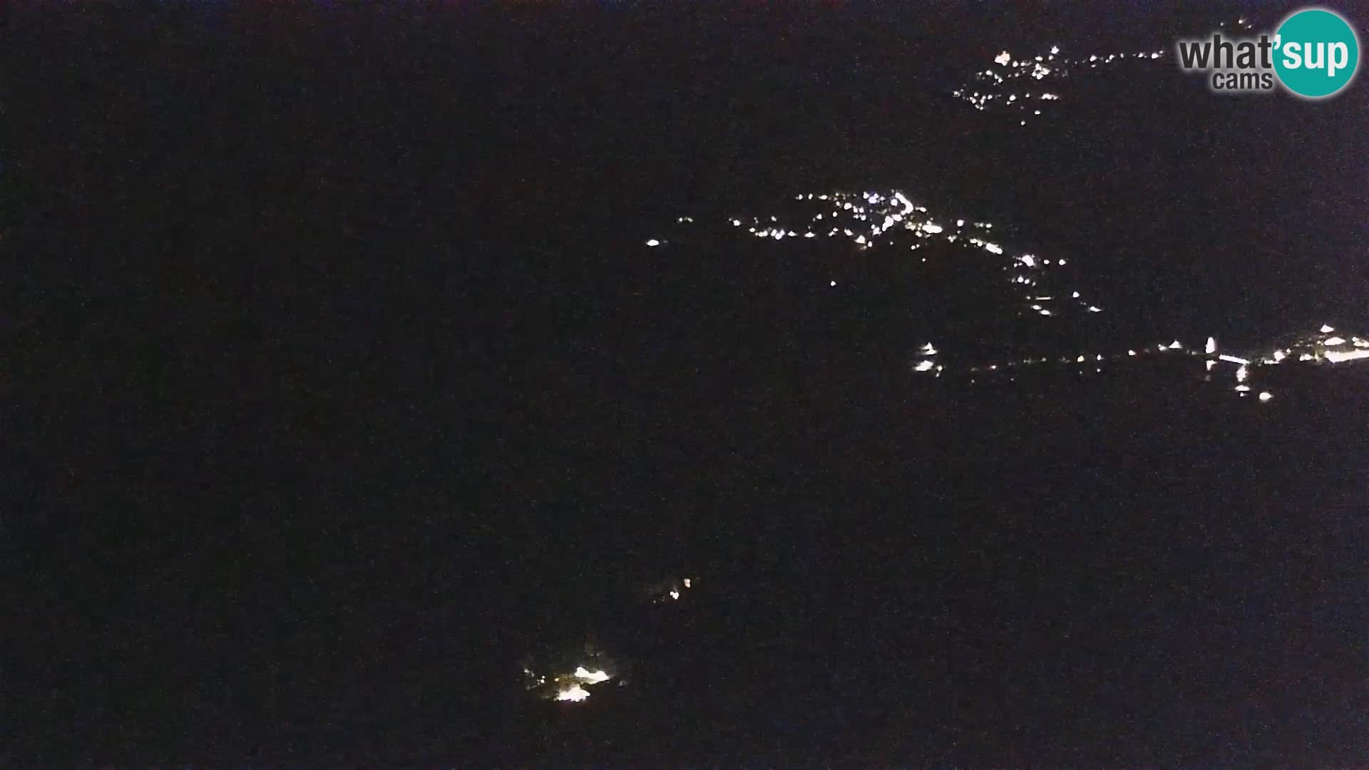 Webcam lago di Bohinj e del Triglav – vista dalla stazione sciistica di Vogel